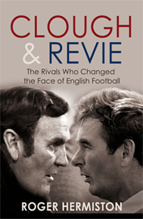 Clough & Revie book cover