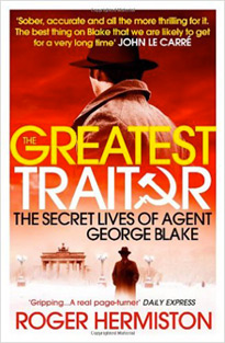 The Greatest Traitor book cover