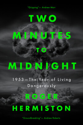 Two Minutes To Midnight book cover